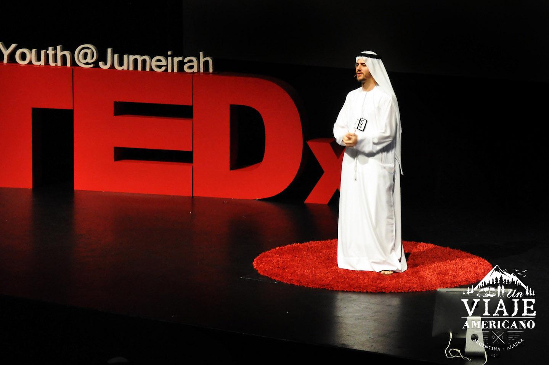Nicolás Mango Marri TEDx Dubai Jumeirah