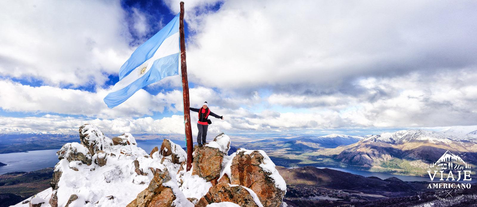 Argentina hasta Alaska Bariloche Catedral