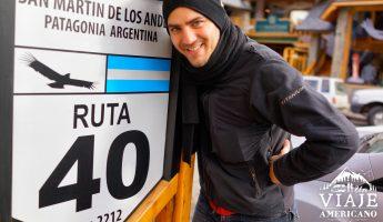 Argentina hasta Alaska Ruta 40