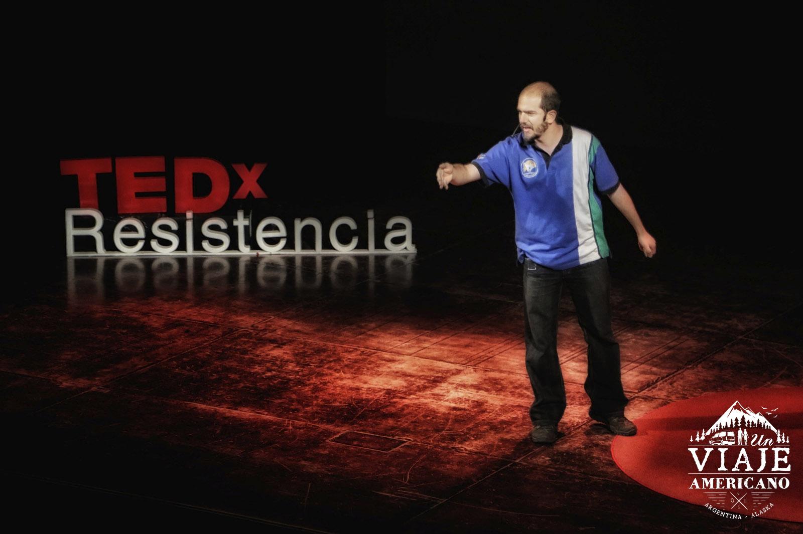 Nicolás Mango Marri TEDx Resistencia
