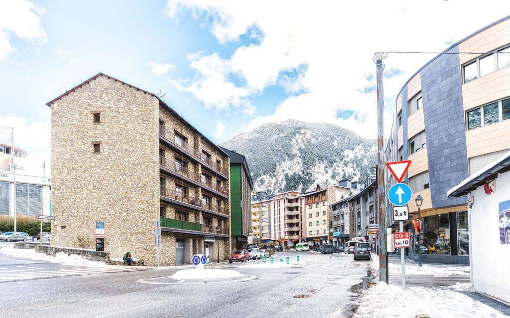 Andorra Pueblos