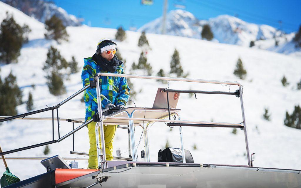DJ Andorra Ski