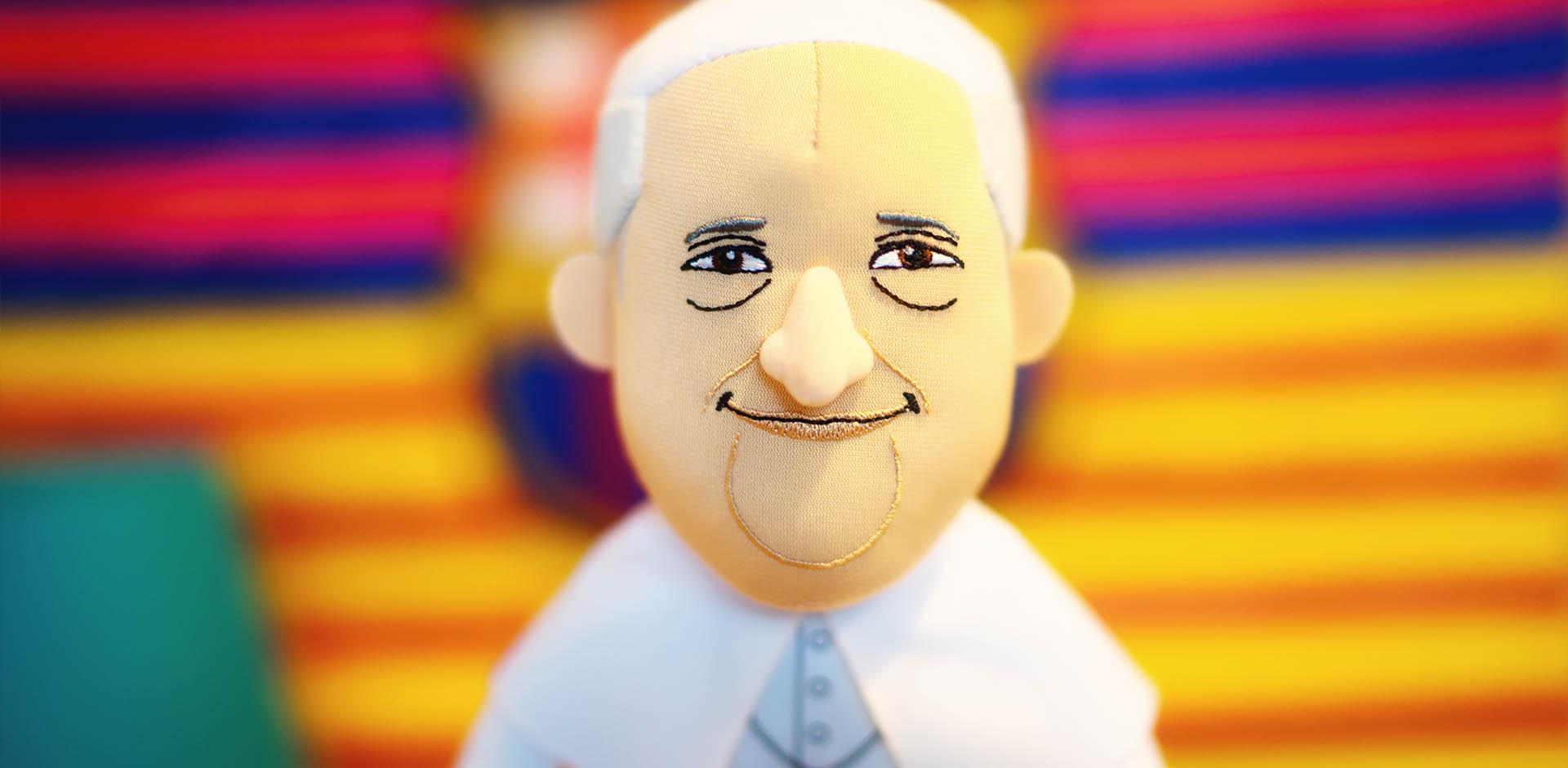 el papa Barcelona