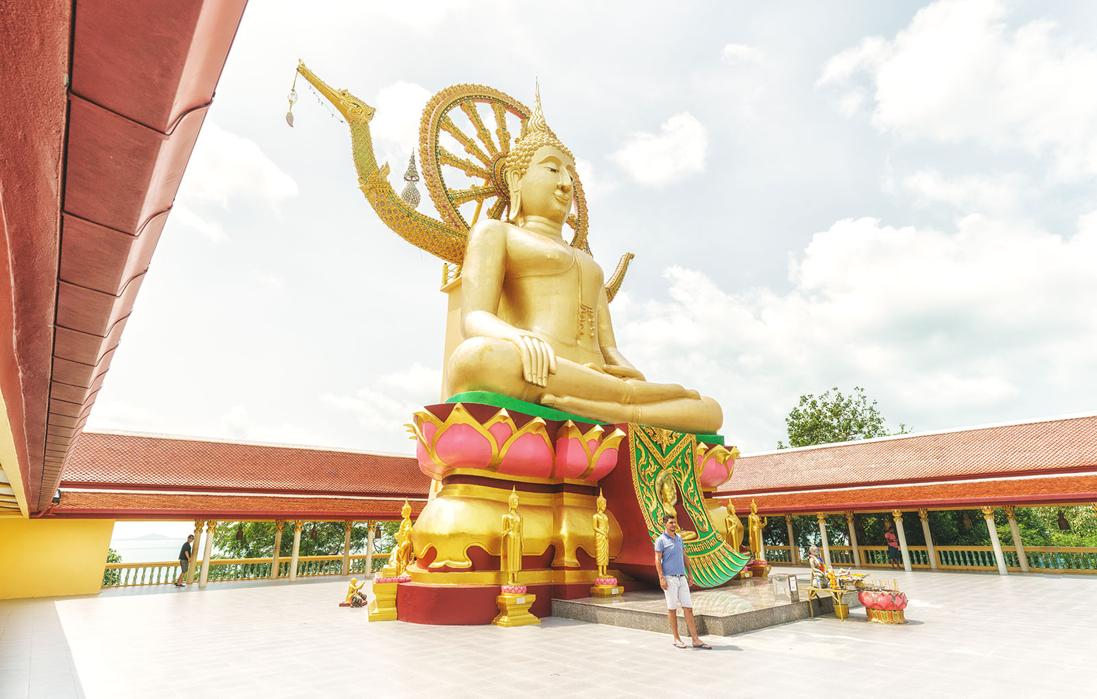 Wat Phra Yai Gran Buda