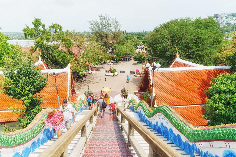 Turistas Koh Samui
