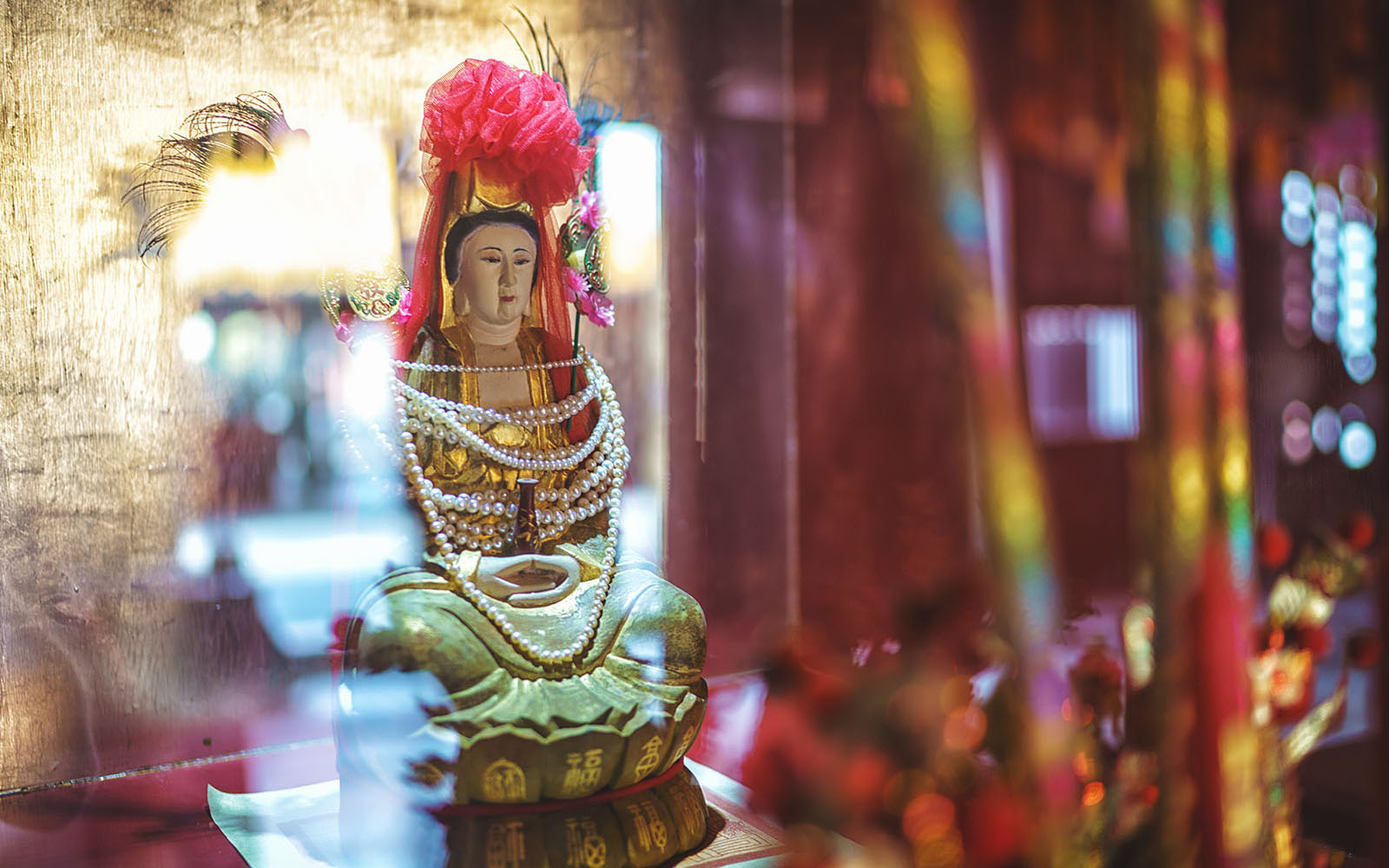 Guan-Yu Koh Samui Templo