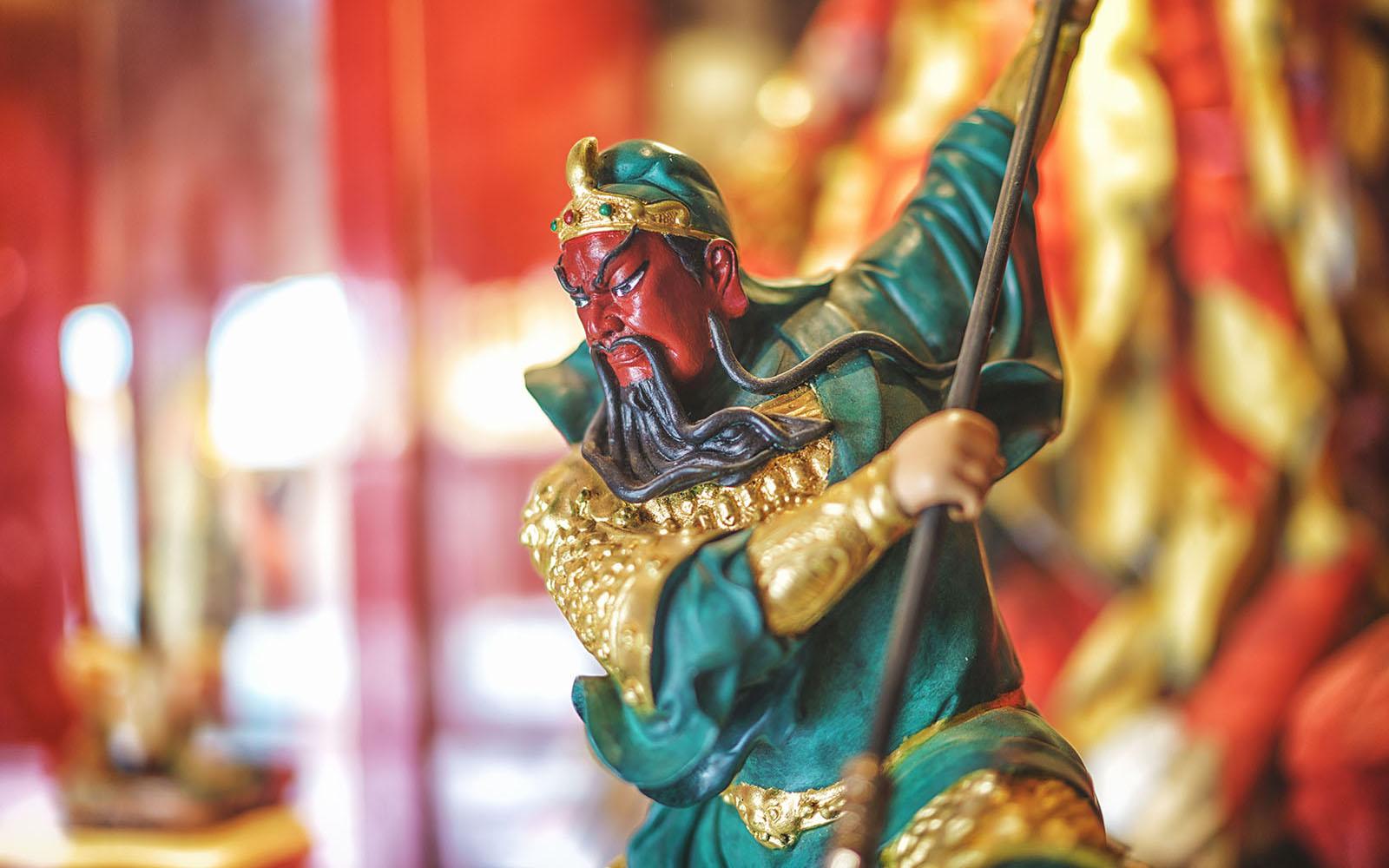 Figuras Guan Yu Koh Samui