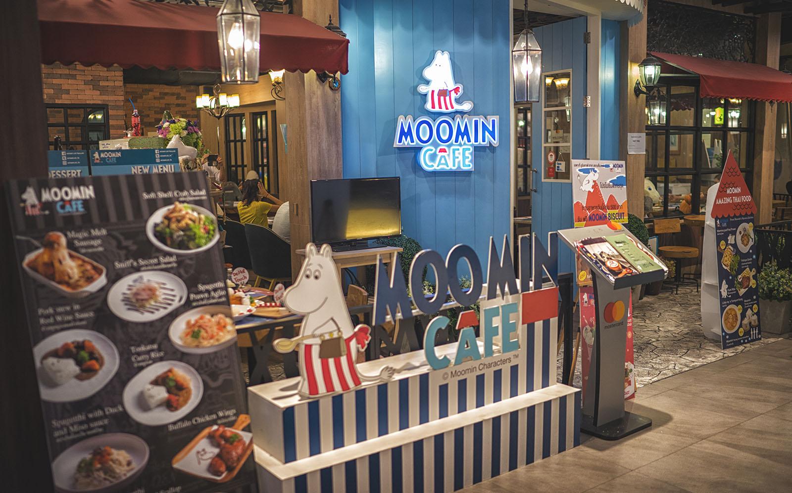 Moomin Bangkok