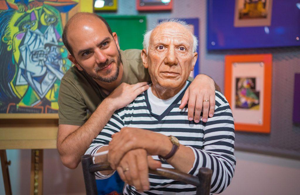Picasso Madame Tussauds Bangkok