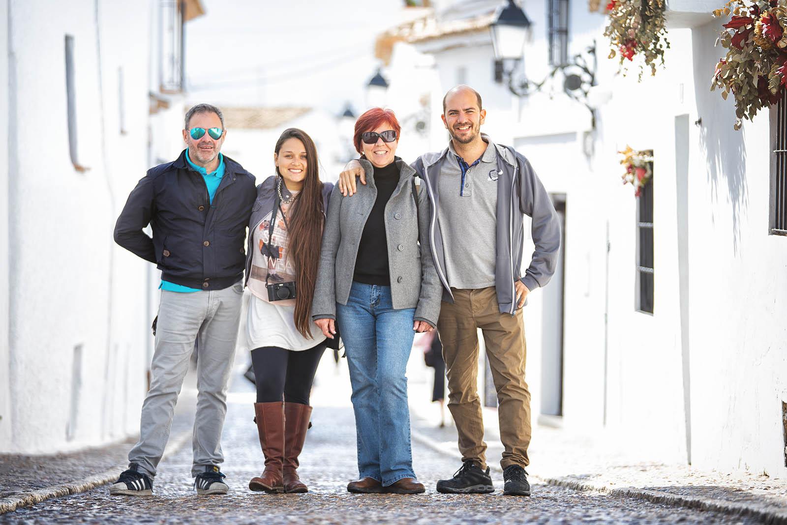 Alicante Familia