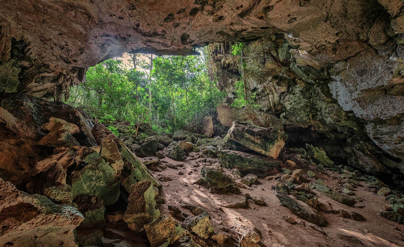 Cueva de Bernard