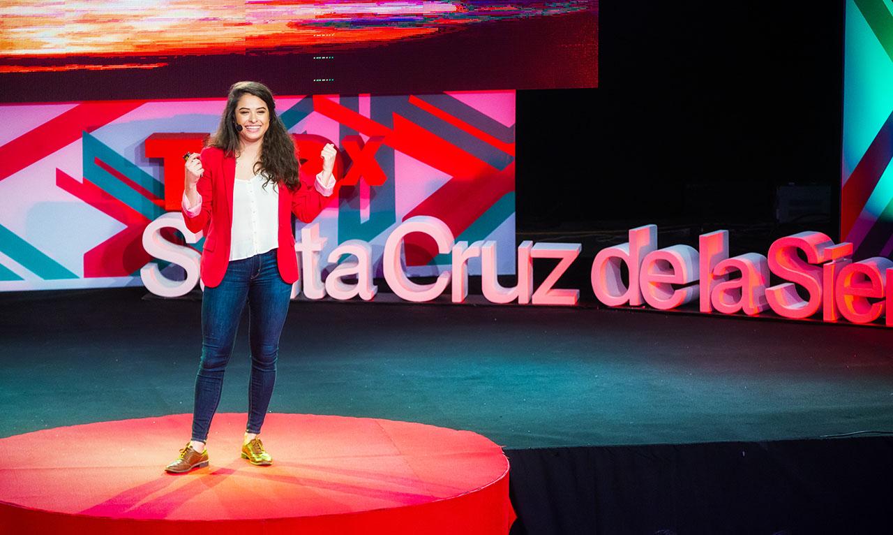 Fabiana Cañipa TEDxSantaCruzdelaSierra TEDx