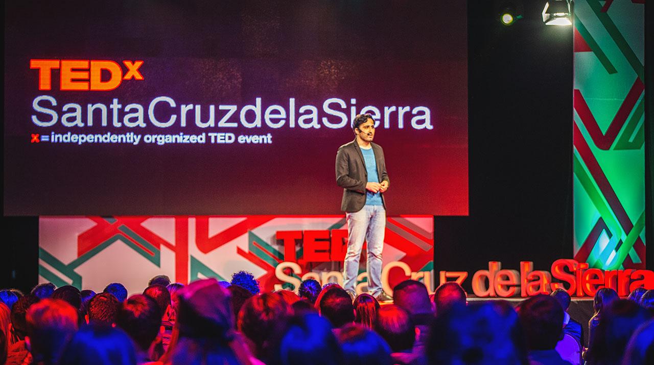 TEDxSantaCruzdelaSierra Zoran Vranjican