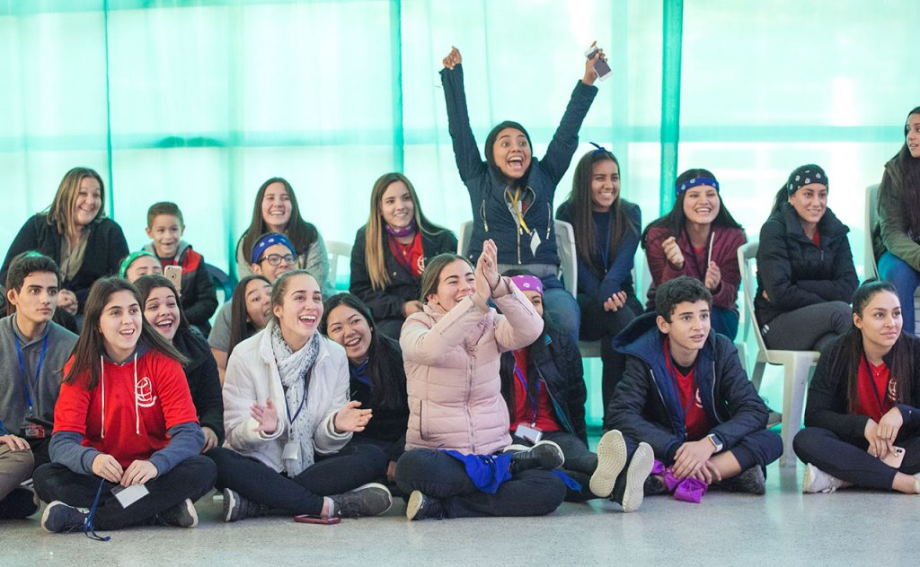 Voluntarios Operación Sonrisa Bolivia