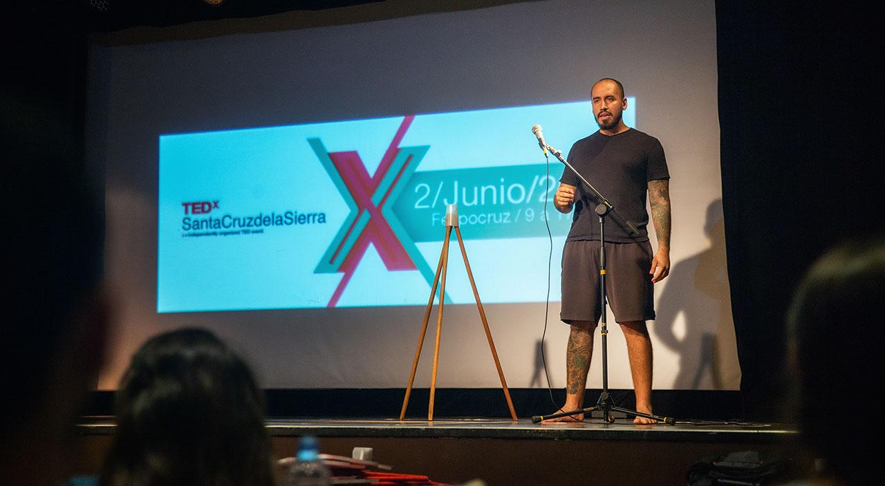 TEDxSantaCruzdelaSierra Luis Suárez
